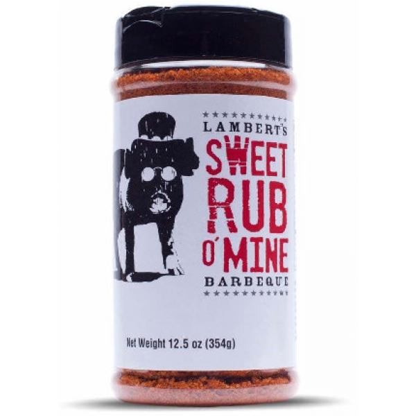 Sweet Rub o' Mine